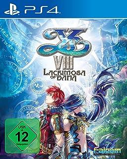 Ys VIII: Lacrimosa of Dana - Nintendo Switch [Importación ...