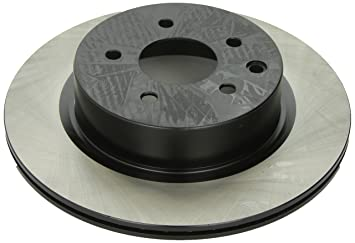 Centric Parts 120.42088 Premium Brake Rotor with E-Coating