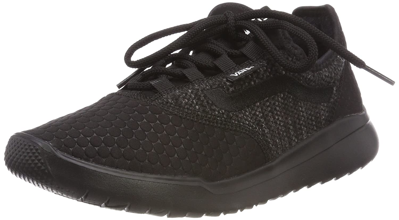 Vans Cerus Lite, Zapatillas para Mujer 36 EU Negro ((Circles) Black Ufb)