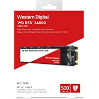 Deals on WD Red SA500 NAS 500GB 3D NAND Internal SSD