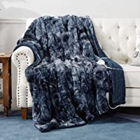 Bedsure Electric Heated Blanket with 3 Heating Settings