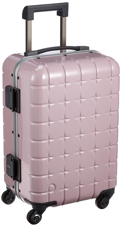 [プロテカ] Proteca 日本製スーツケース 360フレーム 48cm 34L 4.1kg 機内持込可 サイレントキャスター B01FVQU840 マーメイドピンク マーメイドピンク