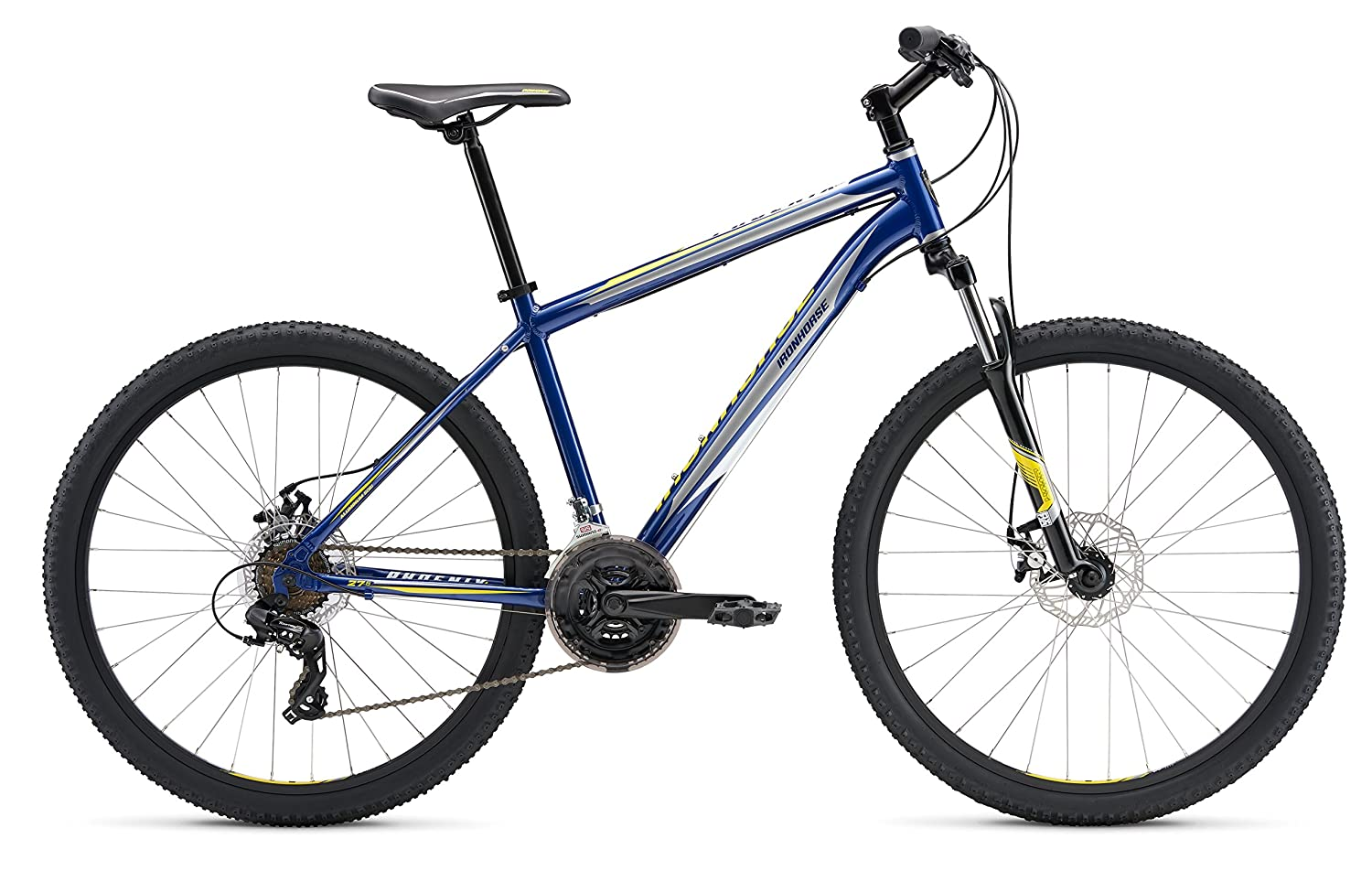 Iron Horse Men s Phoenix 1.3 IH1136S 16 Mountain Bicycle