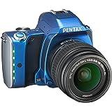 RICOH デジタル一眼レフ PENTAX K-S1 レンズキット [DAL18-55mm] ブルー PENTAX K-S1 LENSKIT BLUE 06495