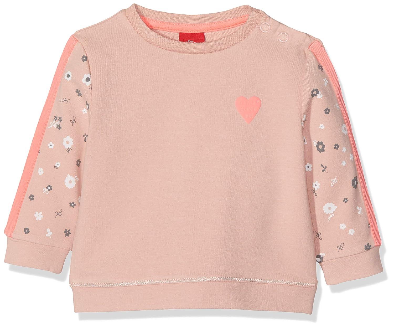 s.Oliver Baby-M/ädchen Sweatshirt