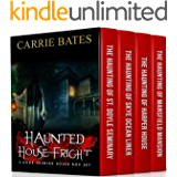 Haunted House Fright: 4 Book Haunted House Box Set