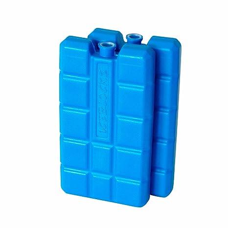 Lavandería o bolsa térmica aislante (Pack de 2 bolsas de hielo, cada 200 ml, 2