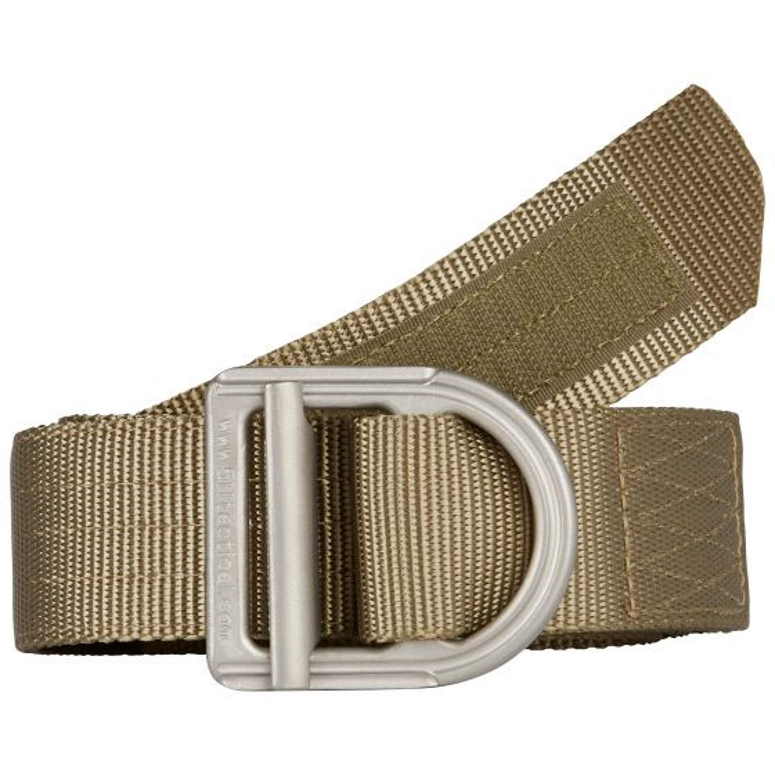 5.11  Trainer 1.5'' Tactical Belt, Heavy Duty for Military and Law Enforcement, Style 59409, Sandstone (328), M