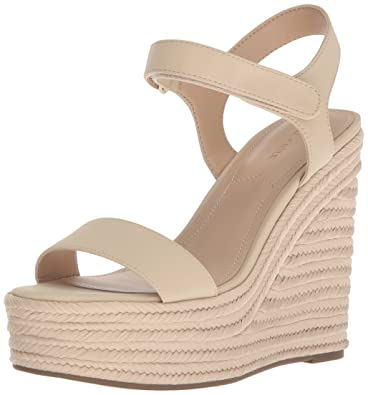 e432403d3cf06 KENDALL + KYLIE Women's Grand Wedge Sandal