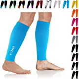 NEWZILL Compression Calf Sleeves (20-30mmHg) for Men & Women - Perfect Option to Our Compression Socks - for Running…