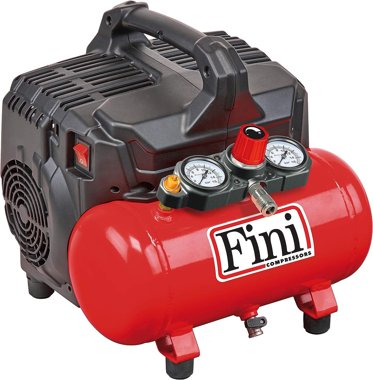 FINI Siltek S/6 Quiet Compressor