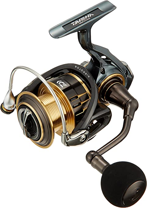 Daiwa (Daiwa) Spinning Reel 17 Theory 3500Pe-H JP F/S: Amazon.es ...