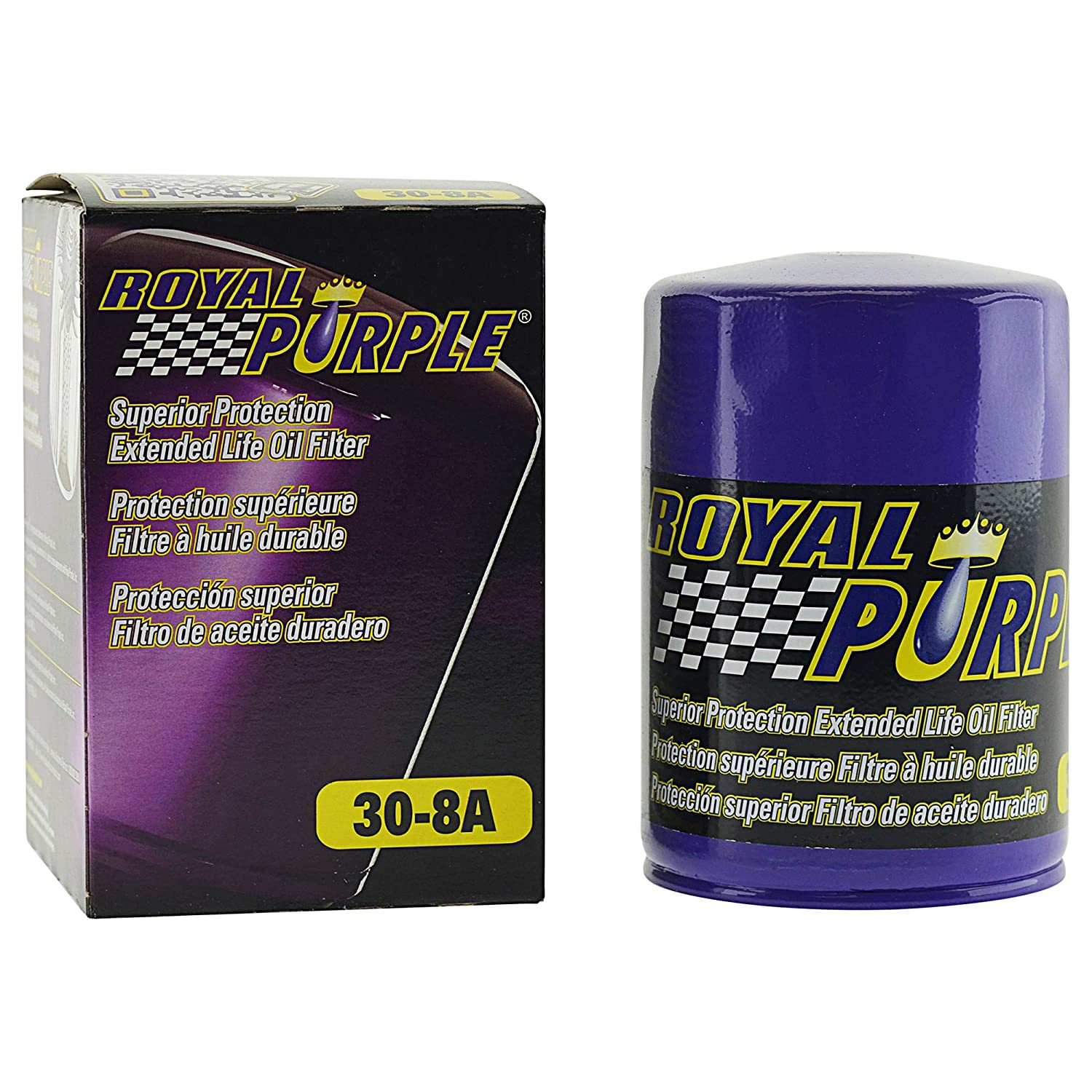 Royal Purple 30-8A Extended Life Premium Oil Filter