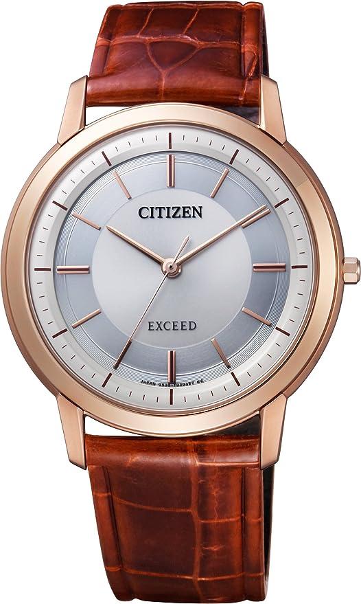 [シチズン] 腕時計 エクシード AR4002-09A ブラウン