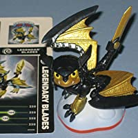 Legendary Blades Skylanders Trap Team Character (includes card and code no retail package)