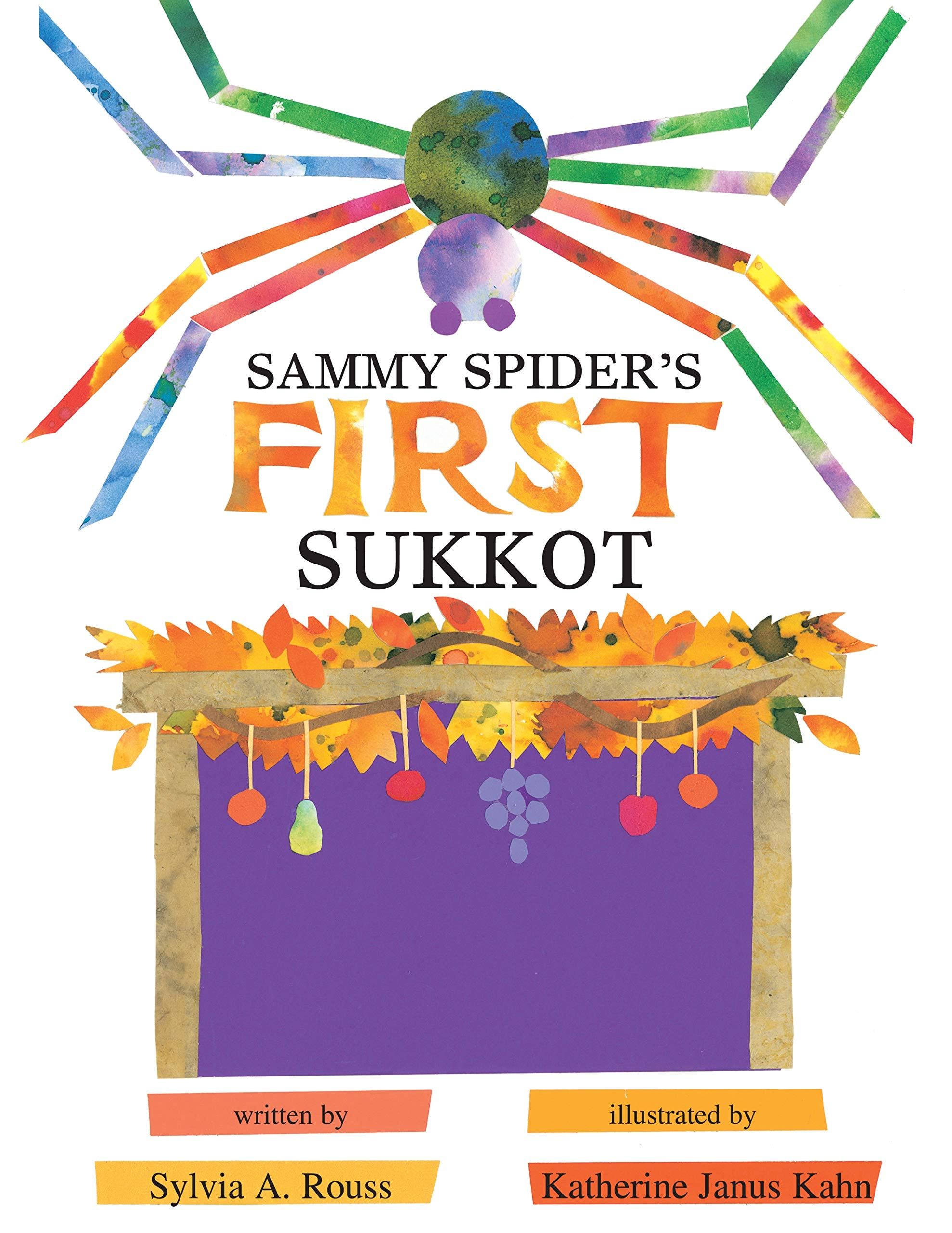 Read Online Sammy Spider's First Sukkot PDF