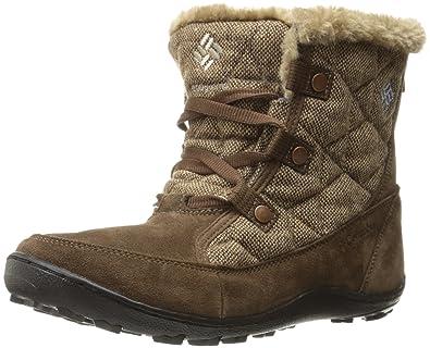 Columbia Sportswear Women's Minx Shorty Omni-Heat Wool Boots