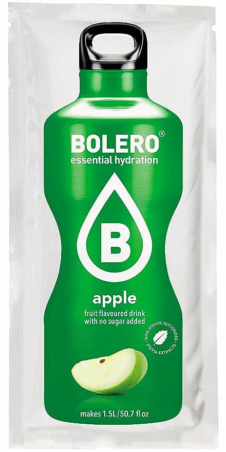 Bolero Classic Apple - Paquete de 12 x 9 gr - Total: 108 gr: Amazon.es: Salud y cuidado personal