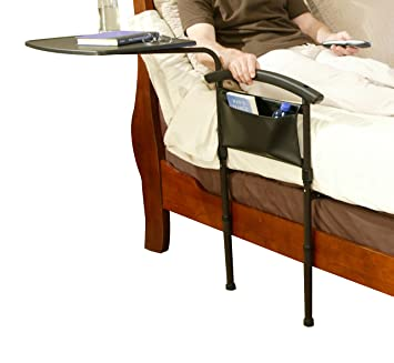 Amazon Com Stander Independence Bed Table Home Adult Safety Bed