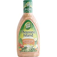 Wish Bone Dressing 1000 Island, 473ml