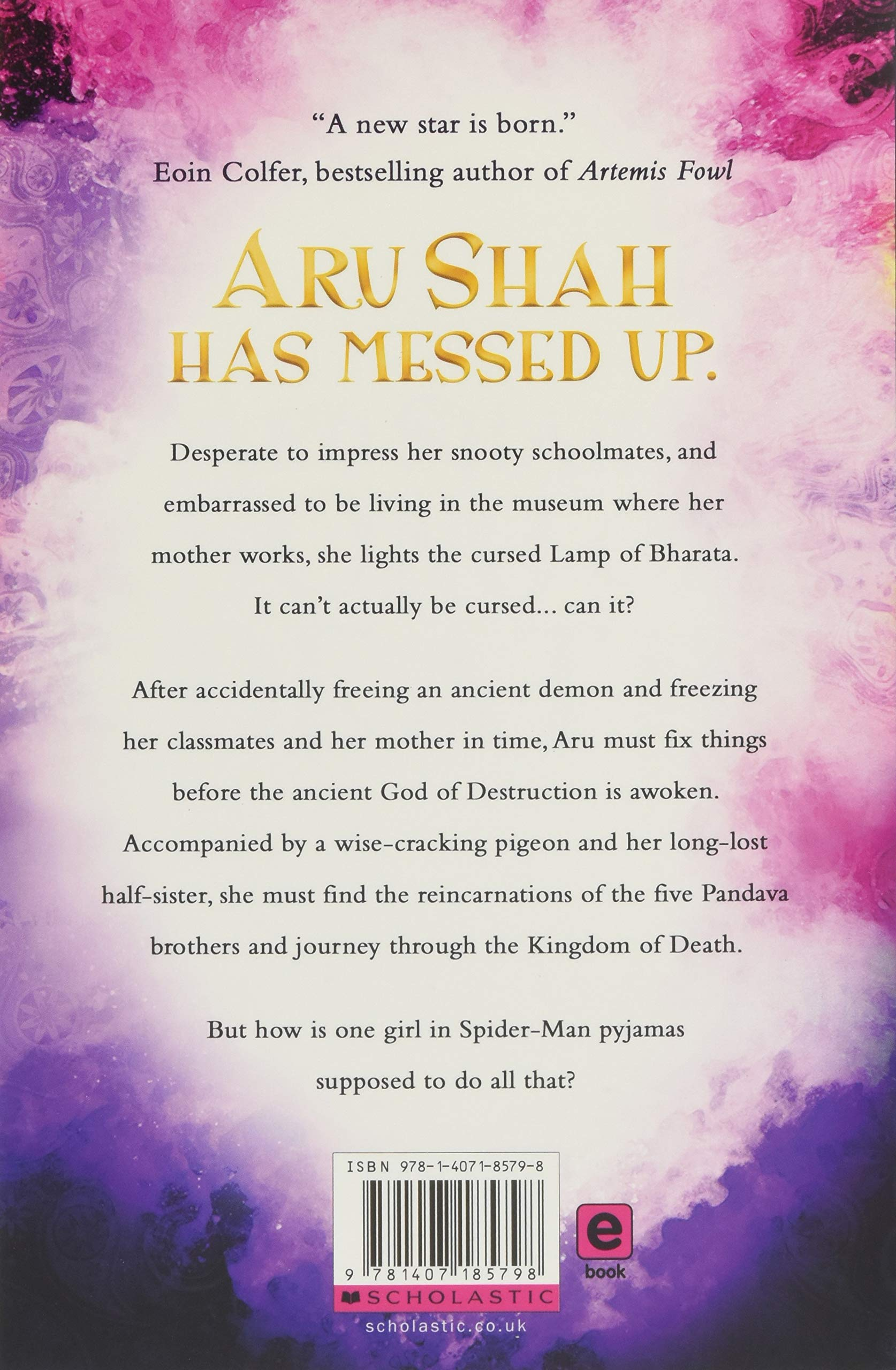Aru Shah And The Tree Of Wishes Summary