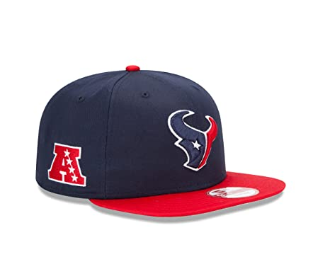 3d58546562cbd Image Unavailable. Image not available for. Color  NFL Houston Texans  Baycik Snap 9Fifty Snapback ...