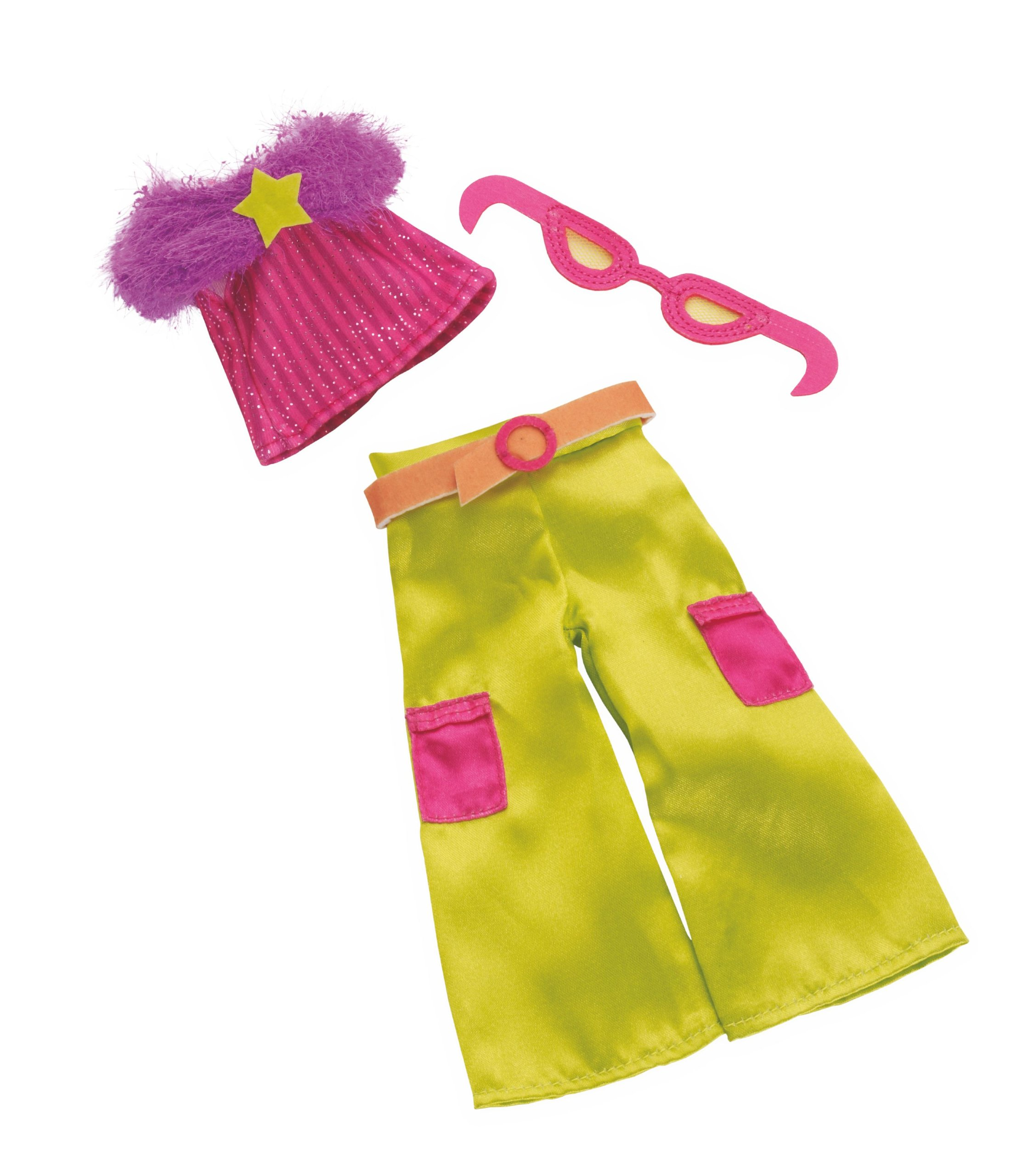 Manhattan Toy Groovy Girls Neon and On Fashion Doll Clothing