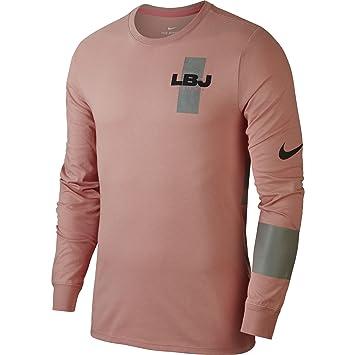 Nike M NK Dry tee DF Lebron - Camiseta, Hombre: Amazon.es: Deportes y aire libre