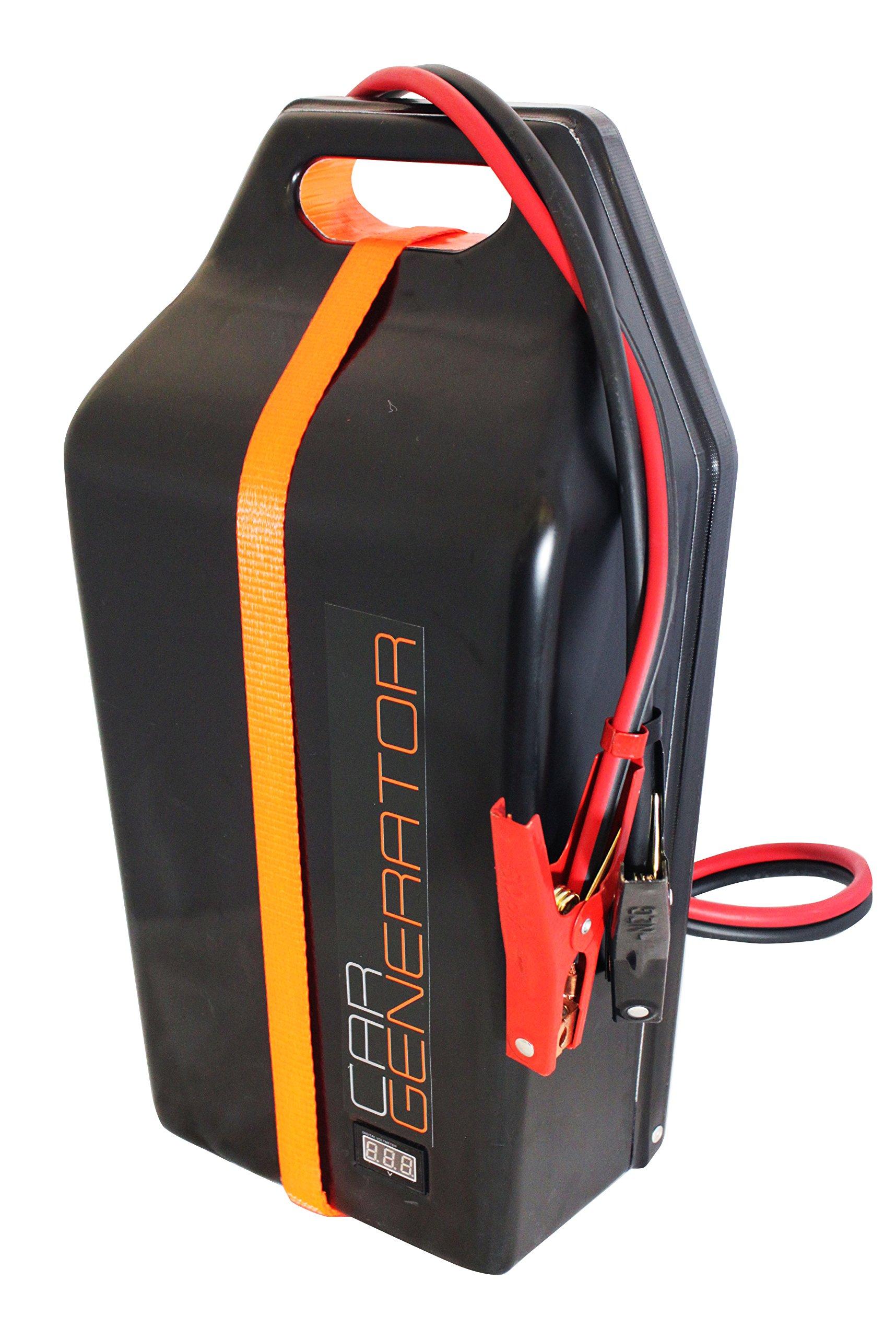 CarGenerator 1000 Watt Zero Maintenance Inverter Generator product image