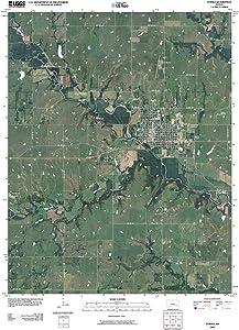 2009 Eureka, KS - Kansas - USGS Historical Topographic Map : 44in x 55in