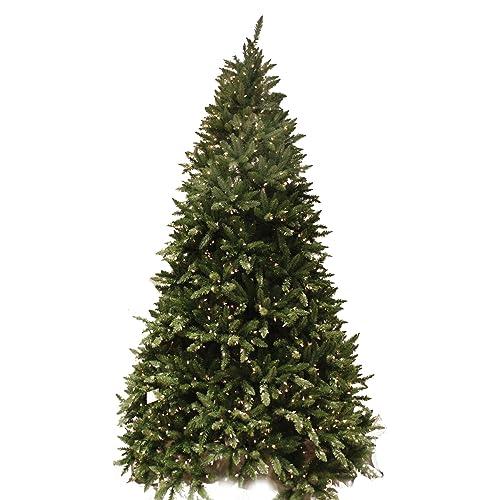Good Tidings 7.5Ft Douglas Fir Artificial Prelit Christmas Tree, Clear  Lights - Douglas Fir Tree: Amazon.com