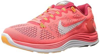 Nike , Herren Laufschuhe Rot RotWeiß: : Schuhe