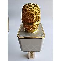 Microfono Mágico Karaoke Con Luz Y Altavoces Con Bluetooth