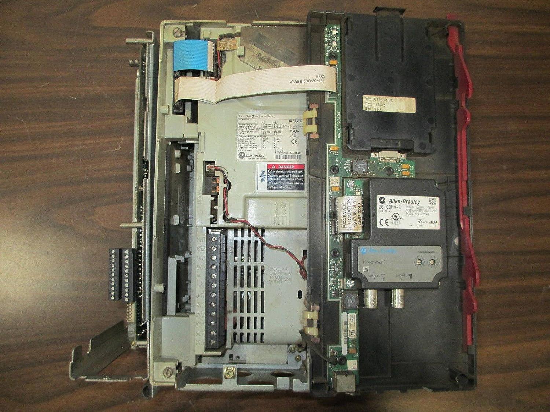 Allen Bradley Powerflex 700s 10 Hp 480v Ac Vs Drive 700 Wiring 20dd014a0eynannna 75 Ab Industrial Scientific