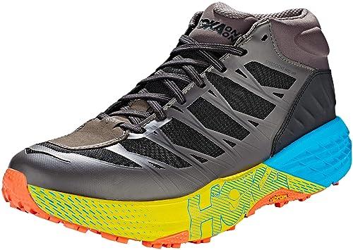 Hoka One One Speedgoat Mid WP Running Shoes Men Pavement