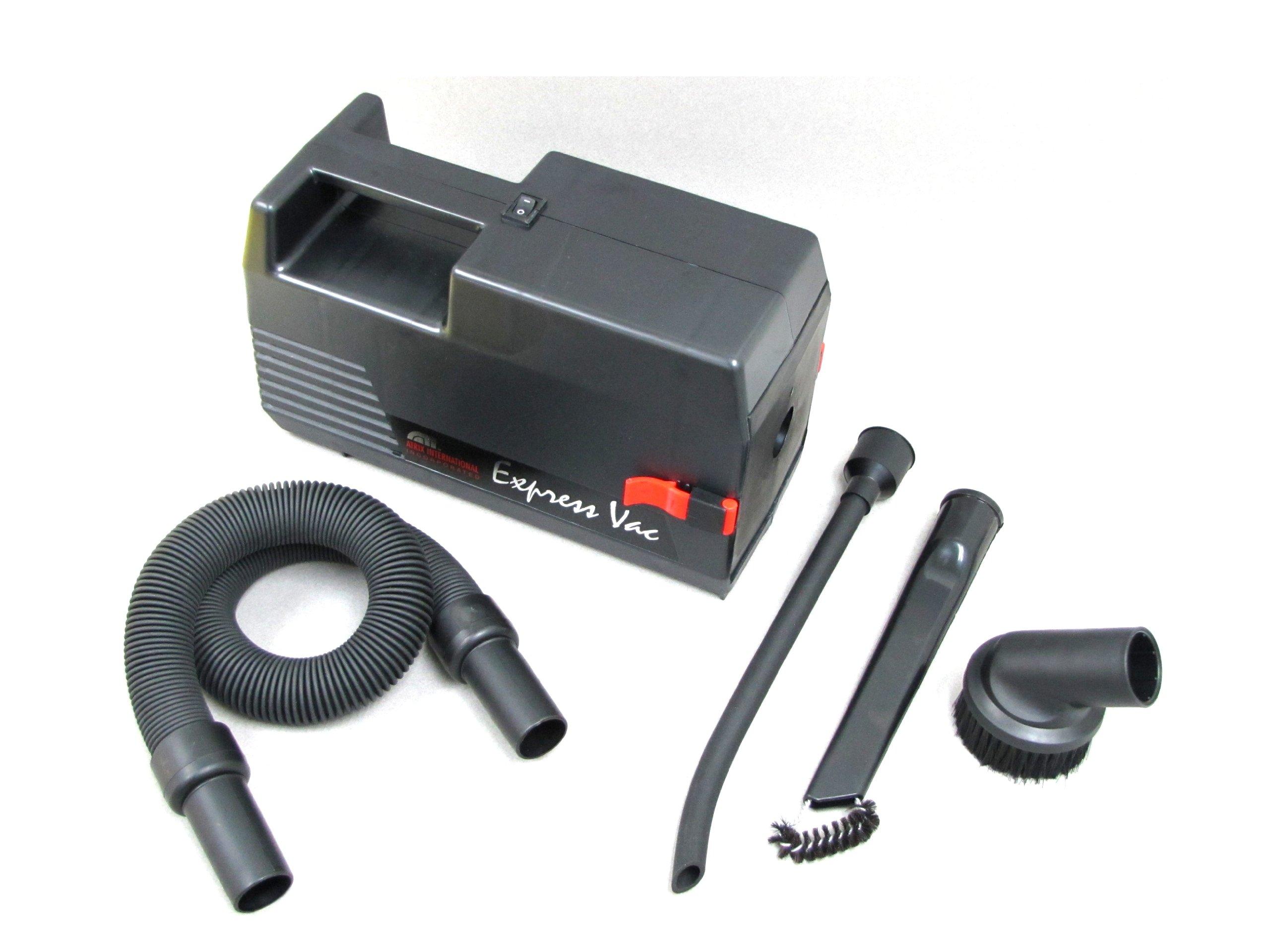 Atrix - VACEXP-04 Express Plus Small Portable Handheld HEPA 100V Vacuum by Atrix