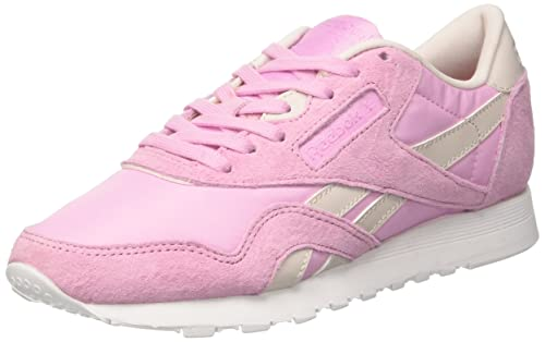 Reebok Damen Classic Nylon X Face Sneakers
