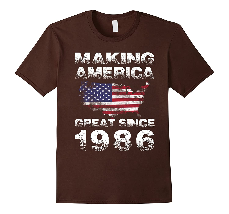 31st Birthday Gift Ideas for Men/ Women - 31 Years Old Shirt-FL