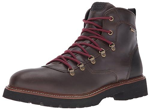 Geox U Kieven B ABX A, Botines para Hombre: Amazon.es: Zapatos y complementos
