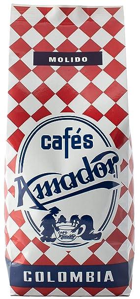 Cafés AMADOR - Café MOLIDO FINO Natural Arábica - COLOMBIA ...