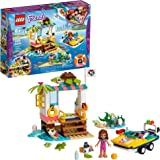 LEGO Friends Turtles Rescue Mission 41376 Rescue Building Kit with Olivia Minifigure and Toy Turtles, Includes Toy Rescue Veh