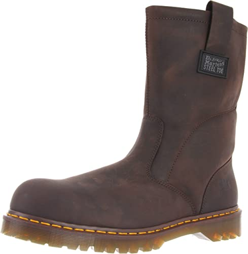 Dr. Martens, Men's Icon 2295 Steel Toe Heavy Industry Boots: Amazon.co.uk:  Shoes & Bags