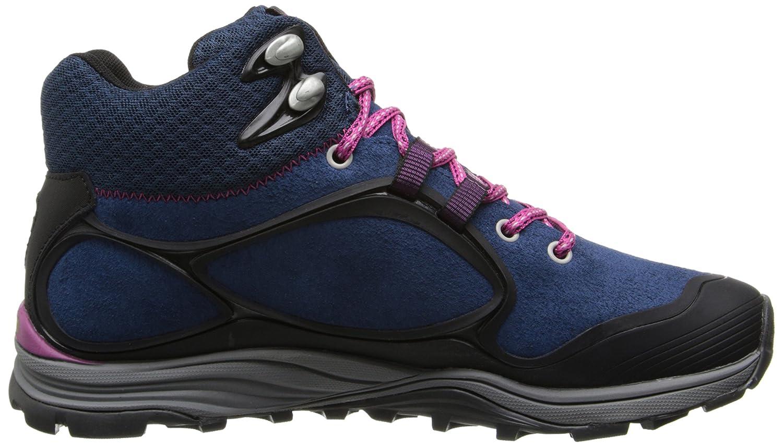 Merrell Womens Verterra Mid Waterproof Hiking Boot Merrell Footwear VERTERRA MID WTPF-W