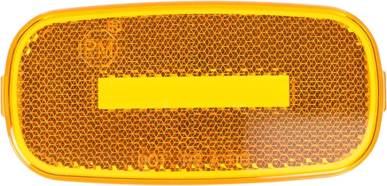 Peterson Manufacturing V254615A Amber Replacement Lens