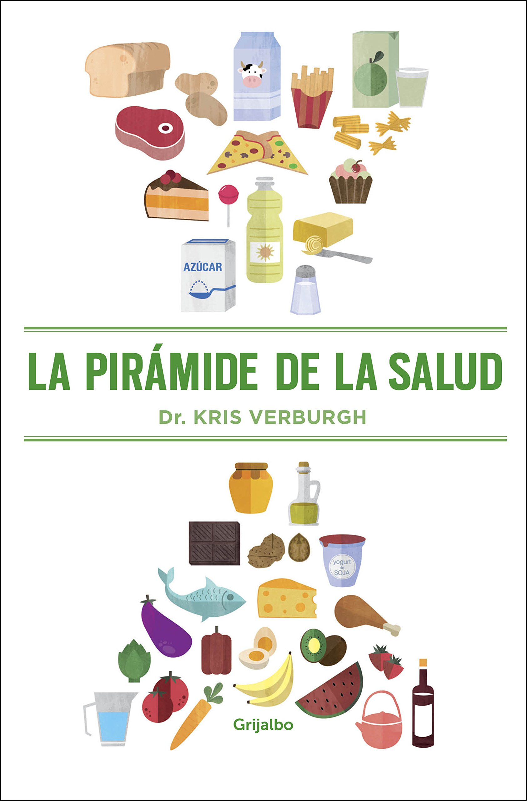 La pirámide de la salud (AUTOAYUDA SUPERACION): Amazon.es: Kris Verburgh, Marta Mabres Vicens;: Libros