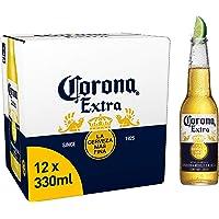 Corona Extra Lager Beer Bottles 12 x 330ml