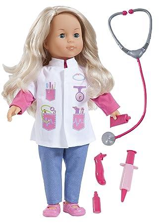 Bayer Design 94635 46cm Charlene Funktionspuppe mit Haaren und Schlafaugen günstig kaufen Puppen & Zubehör