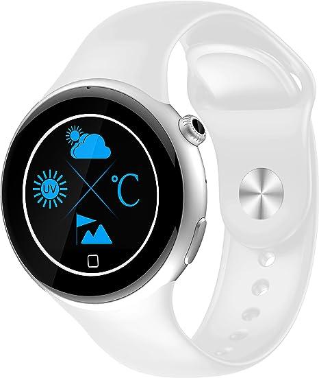 C5 Bluetooth inteligentes Gesto Control UV Heartrate Seguimiento ...