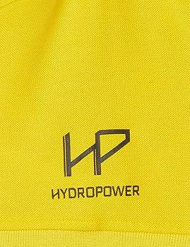 Helly Hansen HP Shore Polo, Hombre, Amarillo (Amarillo 369), Large ...