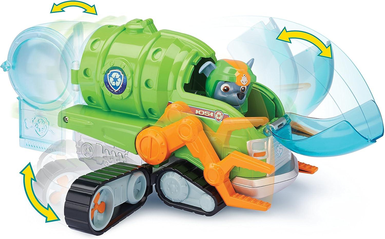 Paw Patrol 6040070 Rocky Sea Patrol Vehicle